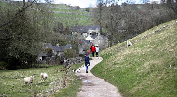 The Ramblers urged the public to help keep public footpaths well maintained