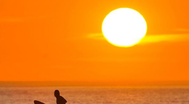 Sixteen of the 17 hottest years on record will have occurred in the 21st century