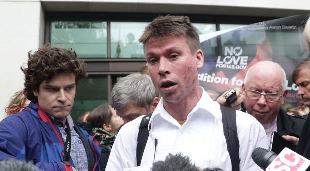 Lauri Love is accused of computer hacking