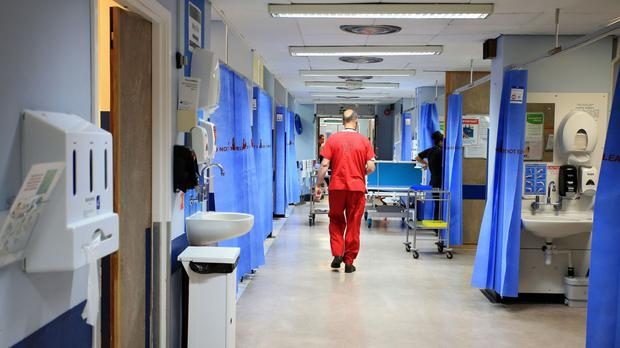 The NHS is under growing pressure as it is treating more and more patients, the King's Fund says