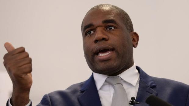 David Lammy is leading the investigation.