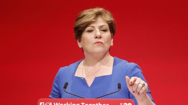 Emily Thornberry condemned the decision