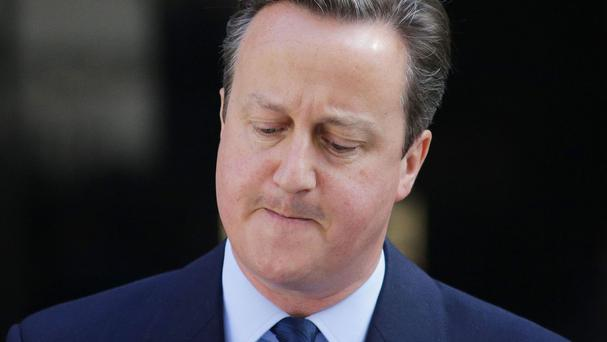 Former prime minister David Cameron pledged that the NHS would treat mental health equally with physical problems