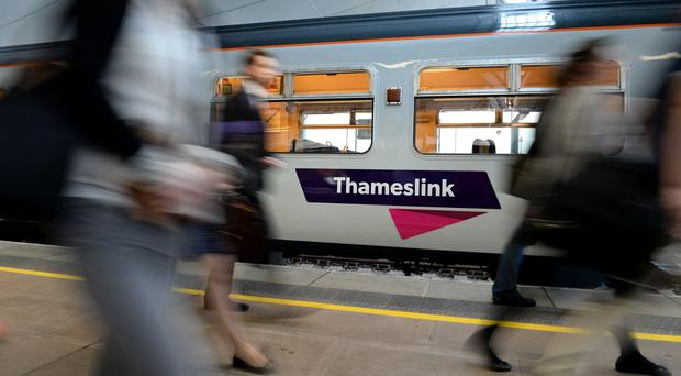 Thameslink is owned by Govia Thameslink Railway
