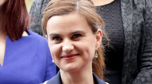 Jo Cox was set upon outside her constituency surgery in Birstall, near Leeds