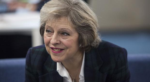 Theresa May was central to introducing the bill in her job as home secretary