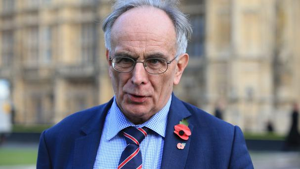 Conservative MP Peter Bone made the remarks as he spoke against plans to reduce the number of MPs from 650 to 600