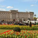 Millions are to be spent refurbishing Buckingham Palace