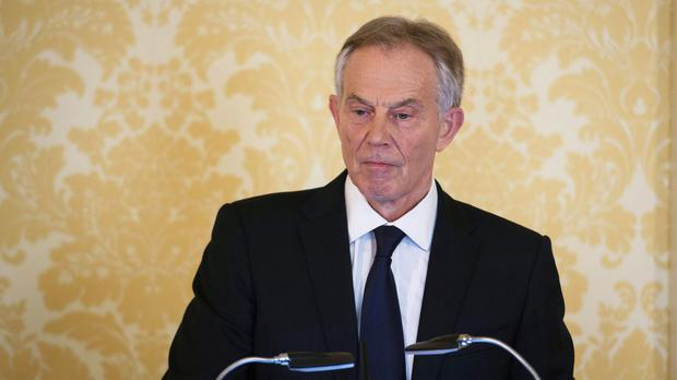 Tony Blair issued a rallying cry to Remain voters last month