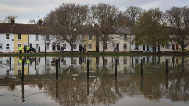 Environmental groups are calling for at least £20m for natural flood defences in the Autumn Statement