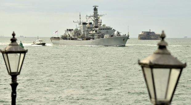 Dropping below the current 19 ships even for a short time would be 'completely unacceptable', a select committee said