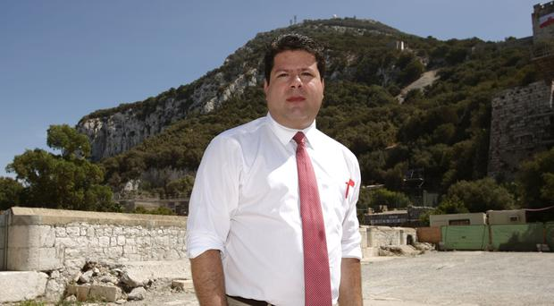Fabian Picardo praised the Royal Navy for work undertaken in 'very challenging circumstances'.