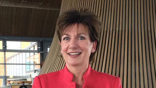 Diane James quit as leader of Ukip after just 18 days in charge