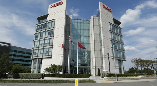 Diageo's headquarters in London