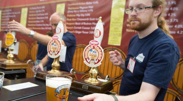 Beer is among the British products to see price increases, report warns.