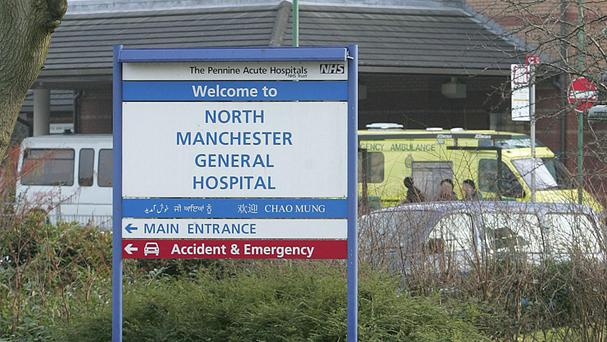 A report was highly critical of the maternity unit at North Manchester General Hospital