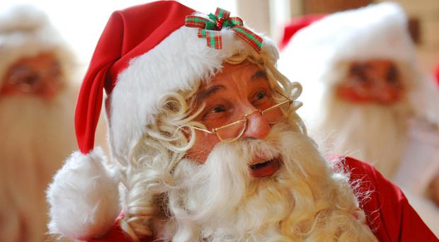 Spinning stories about Santa risks undermining a child's trust and is morally suspect, according to two experts
