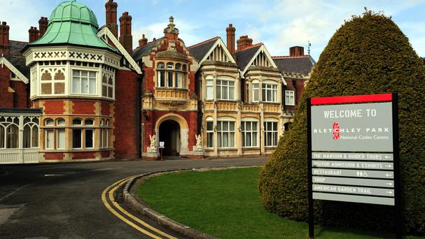 Bletchley Park has been earmarked for the college
