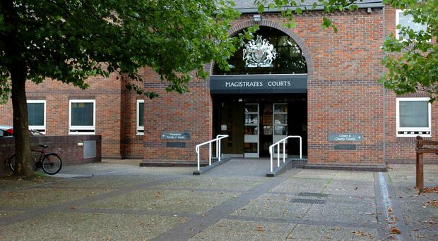 A man is to be sentenced at Norwich Magistrates' Court for six voyeurism offences