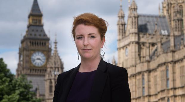 Louise Haigh said MPs should get chance to approve adding Britain First to the proscribed list