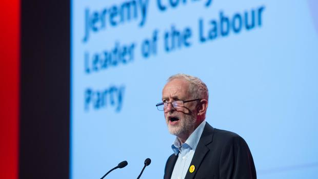 Jeremy Corbyn said support for organisations such as women's refuges had been decimated by austerity measures
