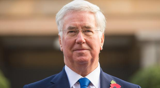 Defence Secretary Sir Michael Fallon said he 'fully supports' the proposed legislation