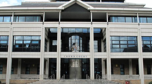 Zakaria Boufassil is on trial at Kingston Crown Court