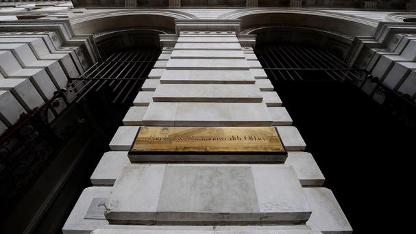The Foreign Office warned Britons of the dangers of balconies