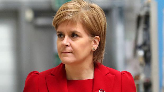 Nicola Sturgeon will address 120 chief executives at Irish business organisation Ibec