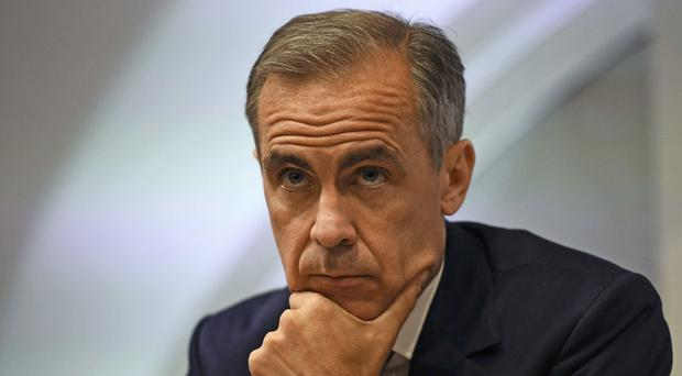 Bank of England governor Mark Carney has faced criticism