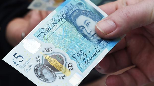 The presence of animal fat in the new £5 note has caused anger among some people