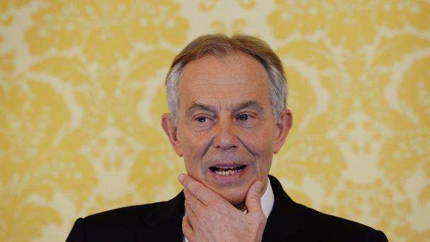 Alex Salmond has accused Tony Blair of presenting misleading information to Parliament.