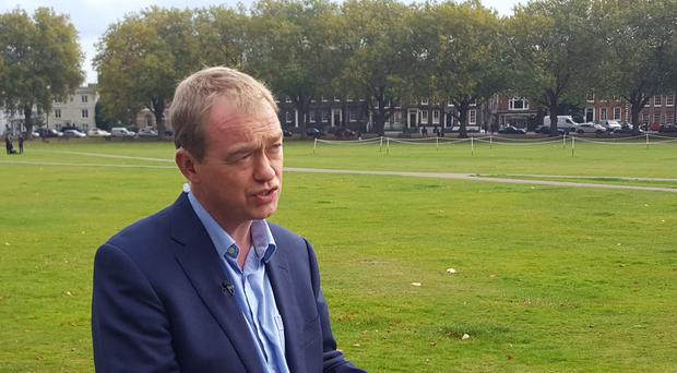 Tim Farron described the report as a character assassination