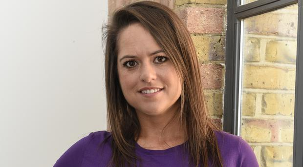 Karen Danczuk told the jury she was molested by her brother Michael Burke between the ages of six or seven until she was 15 or 16