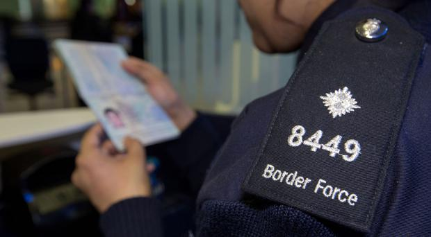 The latest immigration figures are being published