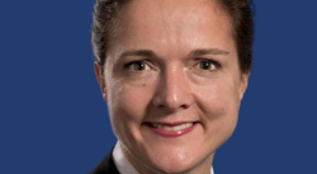 Greater Manchester Police Assistant Chief Constable Rebekah Sutcliffe