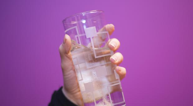 Drinking too much water can have harmful effects, said doctors in a report