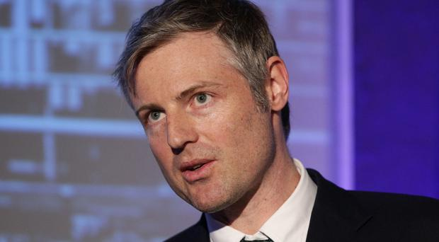 Zac Goldsmith is seeking to be re-elected as Richmond Park MP