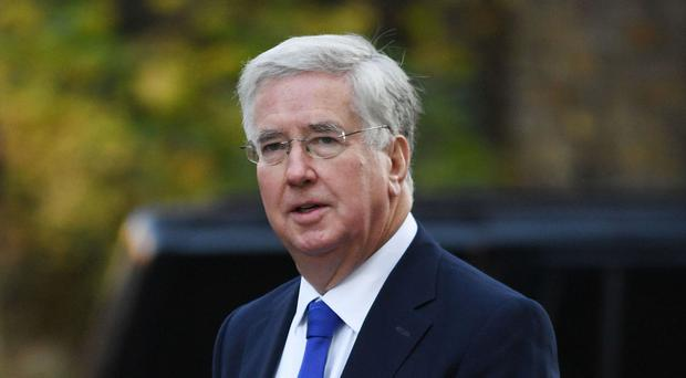 Defence Secretary Sir Michael Fallon has congratulated Gen James Mattis