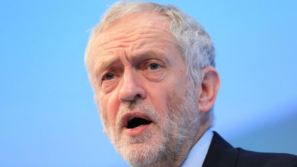 Jeremy Corbyn will warn that unless progressives break with a