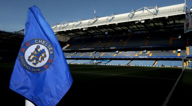 File photo dated 15/08/16 of a corner flag at Stamford Bridge, the home of Chelsea FC, as former Chelsea player Gary Johnson said he was paid £50,000 by the club not to go public with allegations that he was sexually abused by its former chief scout.