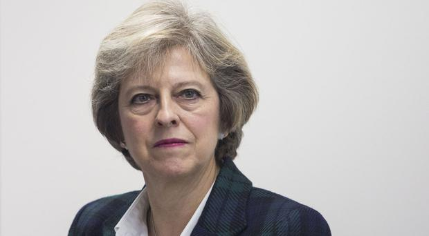 File photo dated 14/11/16 of Prime Minister Theresa May, who has reportedly ordered tightening of security in Whitehall to prevent leaks.
