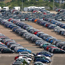 Car sales here in the first 11 months of the year were up by 0.3%, with nearly 200 more motors leaving showrooms, compared to the same period in 2015