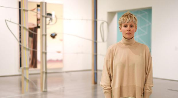 Helen Marten has won this year's Turner Prize