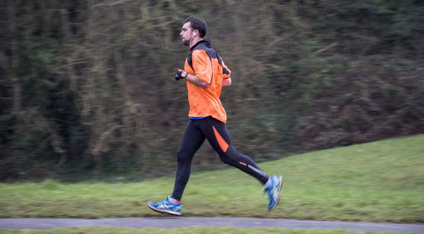 Jogging could improve the quality of sperm in men aged from 25 to 40, research showed