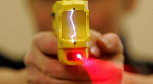 A child as young as 12 was fired on by a Taser, new figures have show
