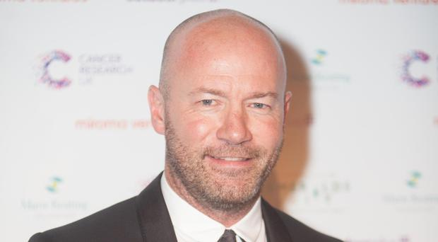 Alan Shearer is to receive his CBE during a ceremony at Buckingham Palace