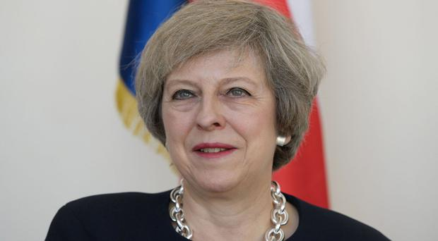 Prime Minister Theresa May has been quizzed about her approach to Brexit