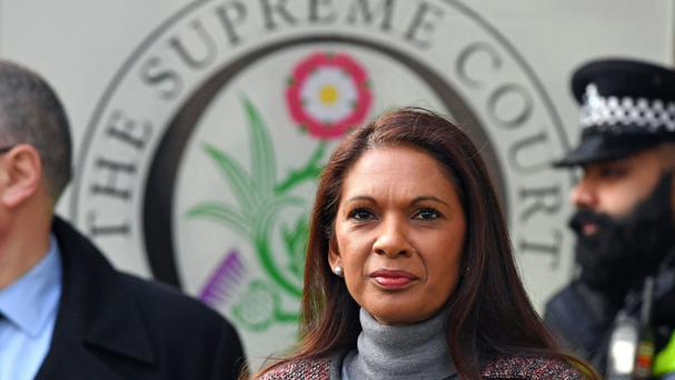 Gina Miller spearheaded the legal challenge to the Government over Brexit