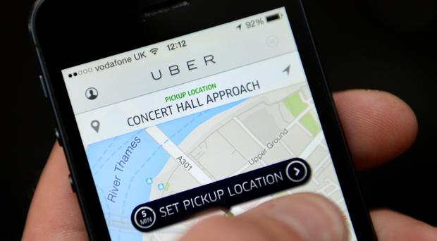 Uber said the feature is being used to help improve the app, but many are worried about the privacy implications